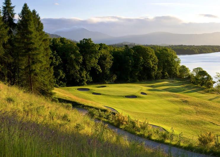 Nine Days in Scotland: Loch Lomond Reverie