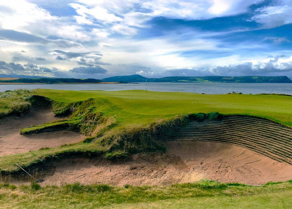 Castle Stuart Hole 3