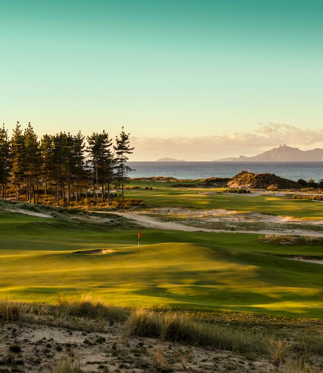 Tara International Golf Club, New Zealand
