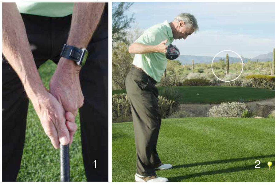 how to hit straight drives in golf