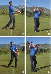 fat and thin golf shots 12-15