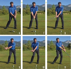 fat and thin golf shots 6-11