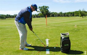 Shape Your Golf Shots-arrows