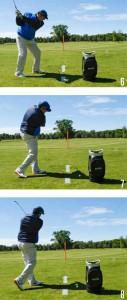 Shape Your Golf Shots-Draw Full Swings