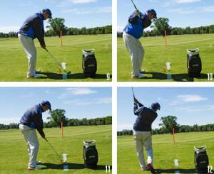 Shape Your Golf Shots-Fade Swings