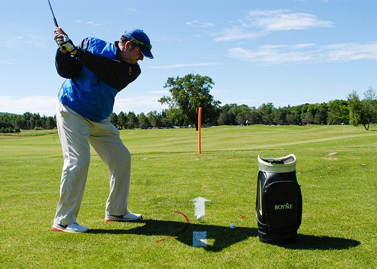 Shape Those Golf Shots