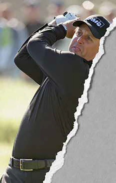 golf teacher-phil mickelson
