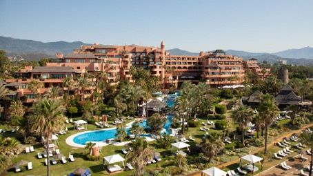 Hotel Bahia in Spain