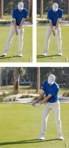 lift the heel-practice setup
