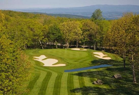 Wintergreen Resort golf