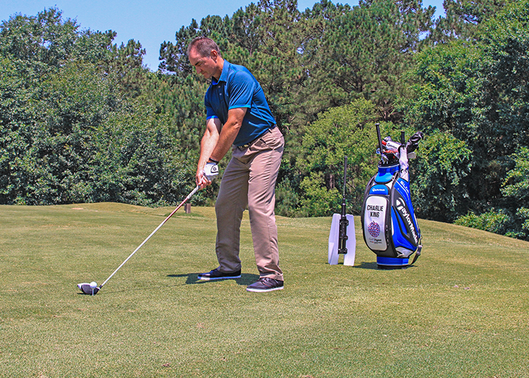 Power Your Golf Swing!
