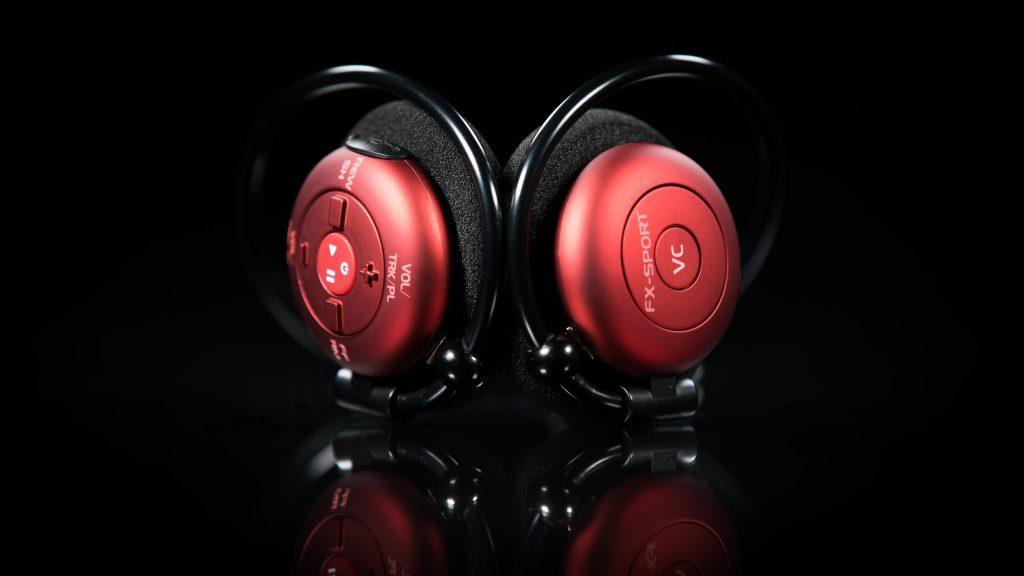 FX Sport Golf Headphones