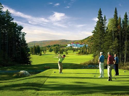 Guys Golf Getaway