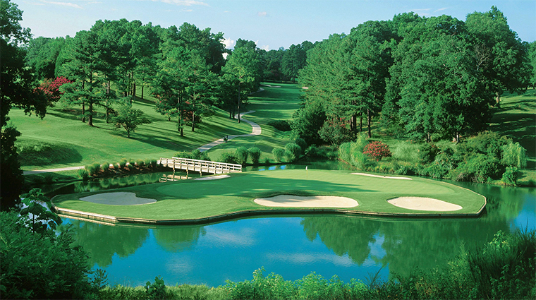 Colonial Williamsburg Golden Horseshoe Course