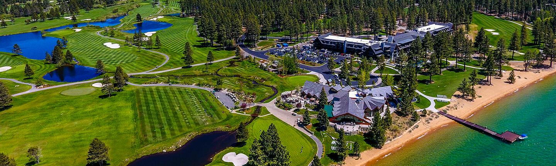 Edgewood Tahoe Aerial