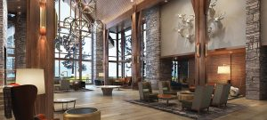 Edgewood Tahoe Lodge Lobby