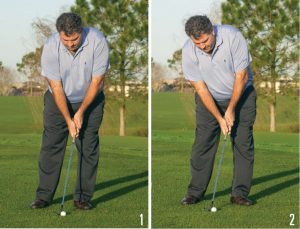 golf chipping tips common denominators photos 1-2