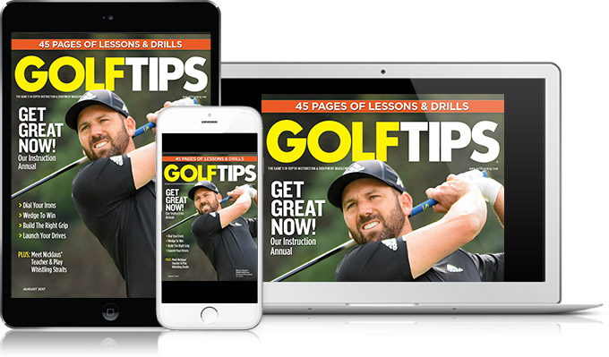 Subscribe to Golf Tips Digital Edition
