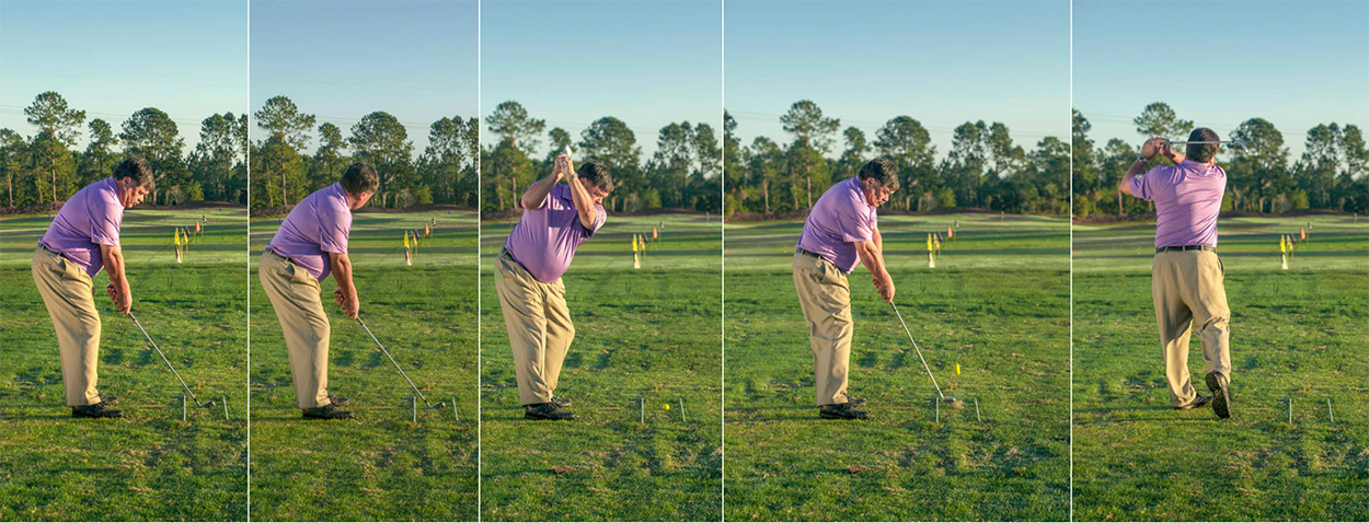 Golf Fundamentals Alignment Opener