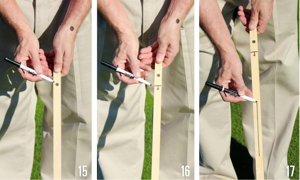 Build Golf Grip 15-17