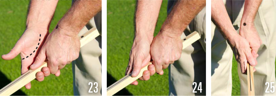 Build Golf Grip 23-25