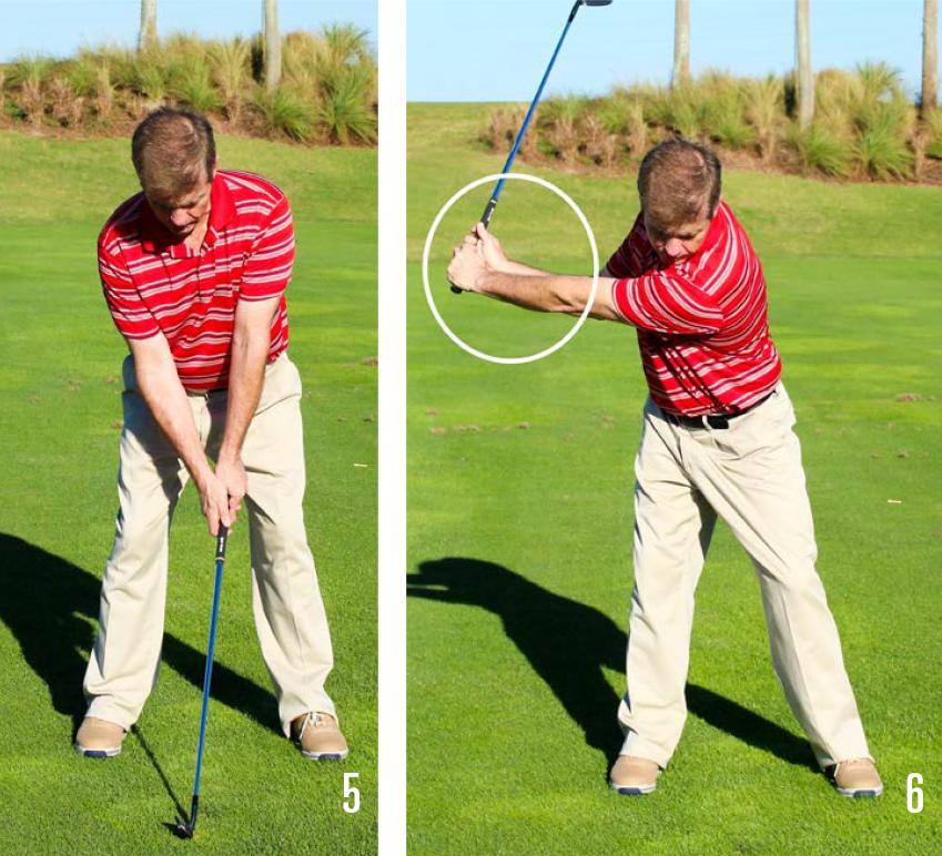 Build A Golf Grip 5-6
