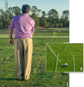 Golf Fundamentals Alignment 3-4