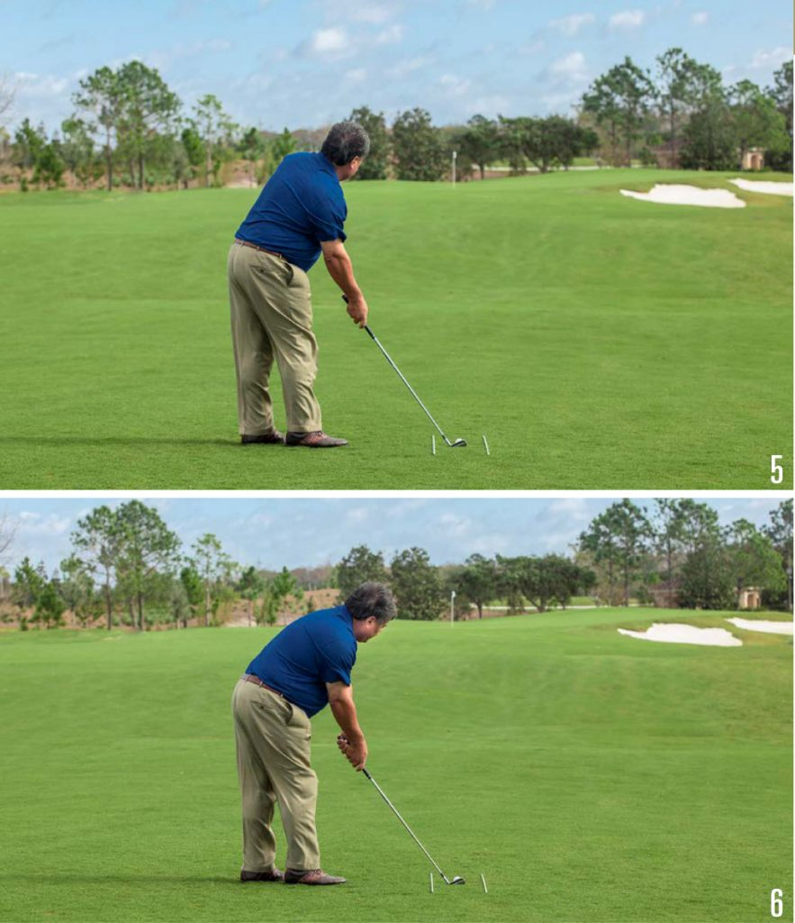 Golf Fundamentals Alignment 5-6