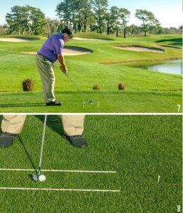 Golf Fundamentals Alignment 7-8