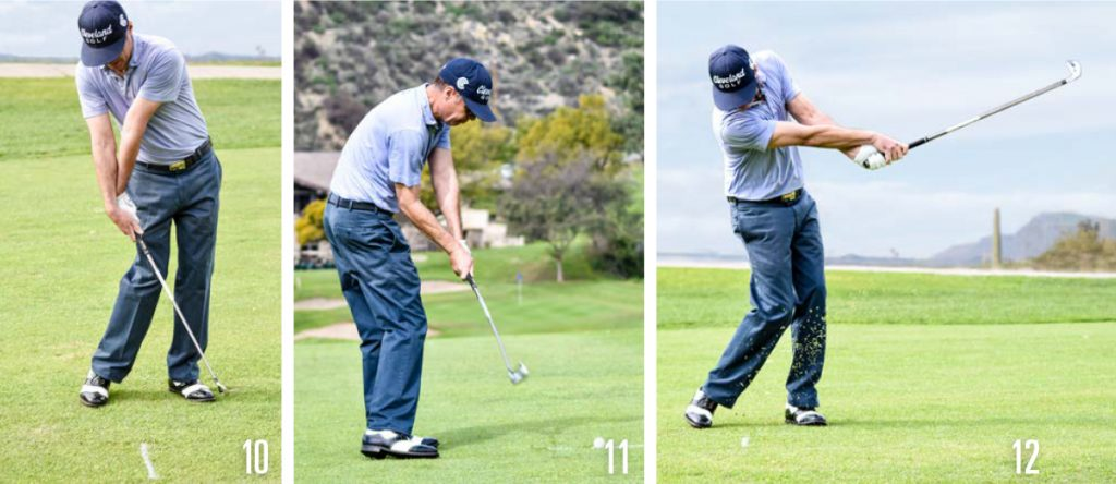 The Iron Game Downswing