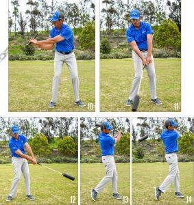 True Golf Swing 10-14
