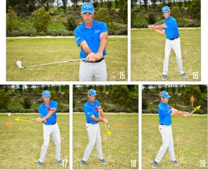 True Golf Swing 15-20