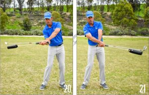 True Golf Swing 20-21