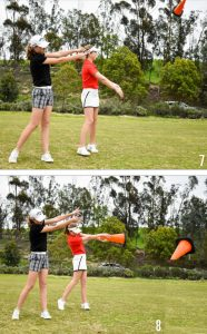 True Golf Swing 7-8