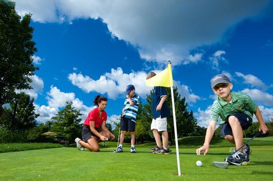 TGA Premier Golf School Kids