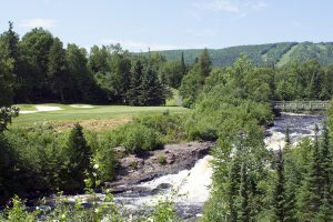 Superior National River second hole
