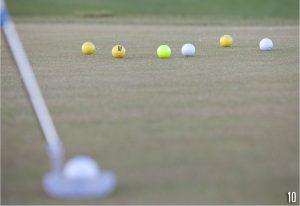 Swing Drills-Ballgames 10