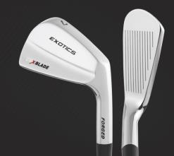 Exotics CBX Irons