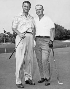 An Important Golf Lesson-Grout and Nicklaus