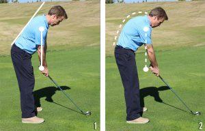 Golf Posture 1-2
