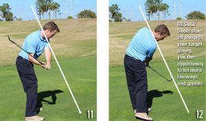 Golf Posture 11-12