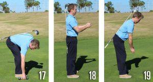Golf Posture 17-19