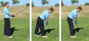 Golf Posture 20-22