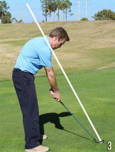 Golf Posture 3