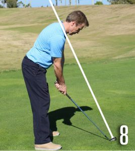 Golf Posture 8