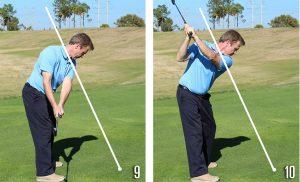 Golf Posture 9-10