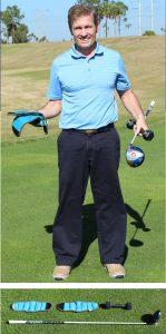golf posture opener