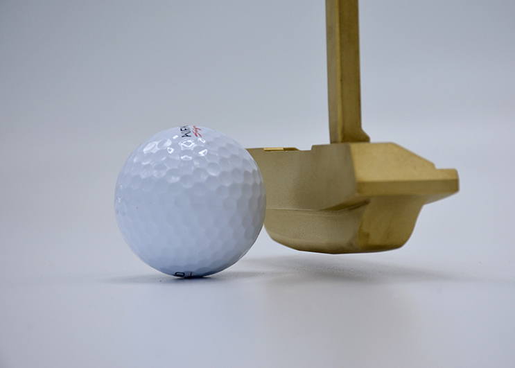 Tour Roll Putter Breaks New Ground