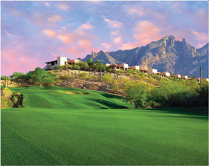 Tucson Golf-Westin La Paloma