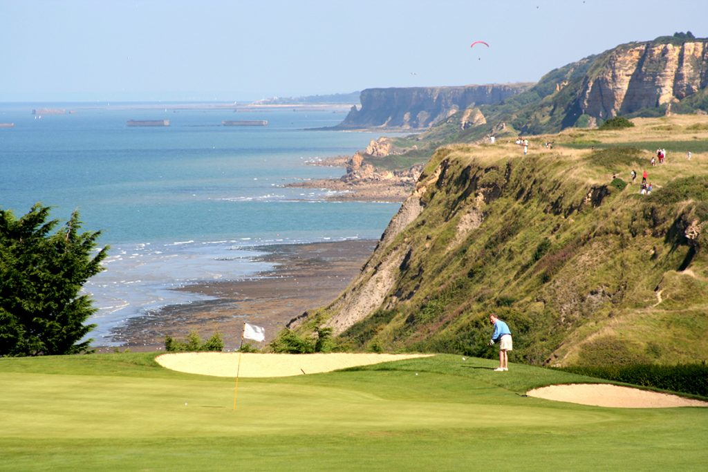 heroes & legends golf-omaha beach